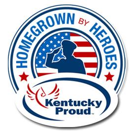 Kentucky's Home Grown by Heroes Label