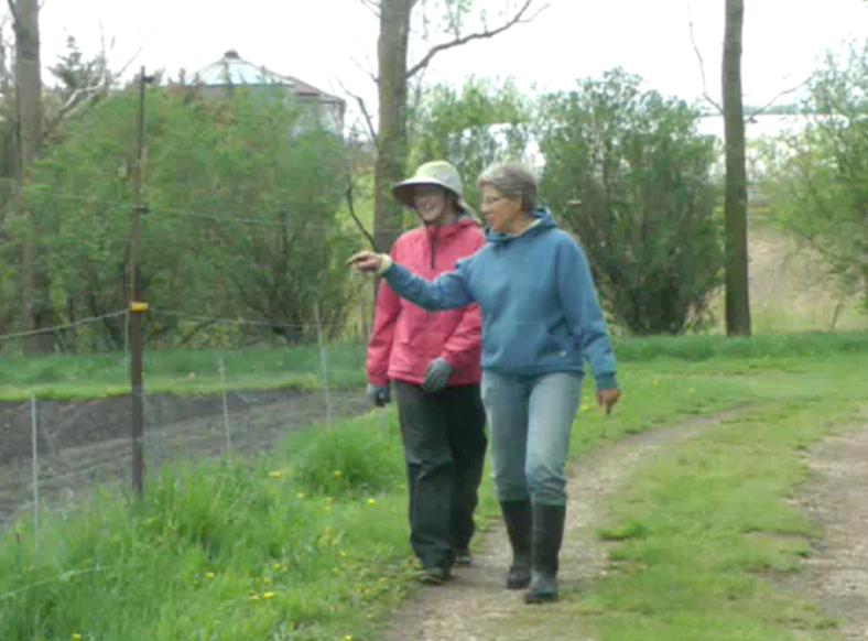 Women Farmer Mentors